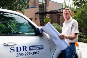 Steve Rohrer, owner SDR Construction Company